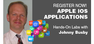 Apple iOS Applications Development - Hands-on Labs with Johnny Busby